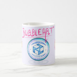 Spiritual Bubble art collection cup