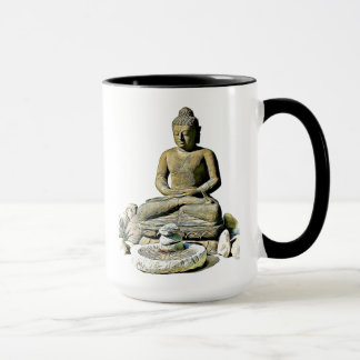 Spiritual Buddha Zen Enlightenment Quote Mug
