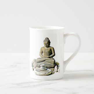 Spiritual Buddha Zen Enlightenment Quote Tea Cup