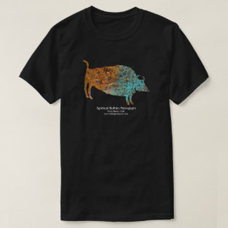 Spiritual Buffalo Petroglyph T-Shirt