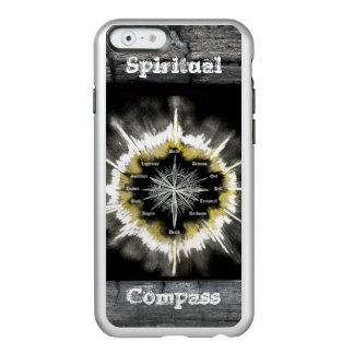 Spiritual Compass Incipio Feather® Shine iPhone 6 Case