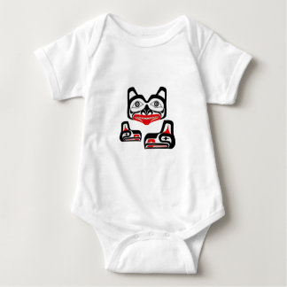 Spiritual Enlightment Baby Bodysuit