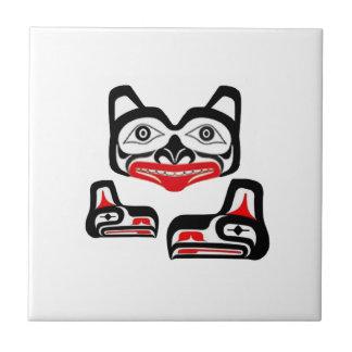 Spiritual Enlightment Ceramic Tile