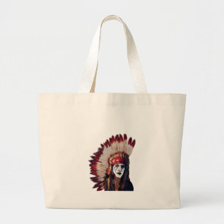 Spiritual Giving Large Tote Bag