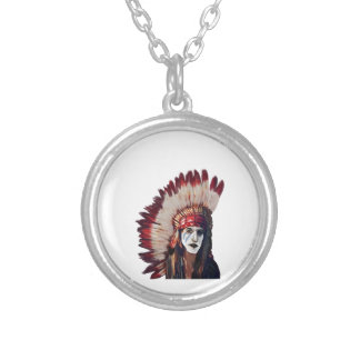 Spiritual Giving Silver Plated Necklace
