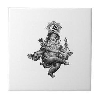 Spiritual Guidance Ceramic Tile