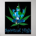 Spiritual High Poster