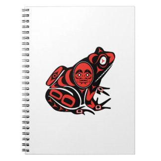 Spiritual Hoppiness Spiral Notebook