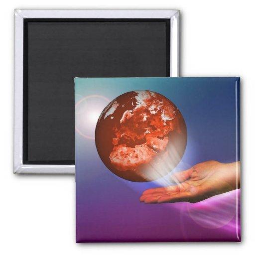 Spiritual Magic Magic Refrigerator Magnets