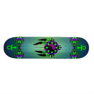 Spiritual Magic Skateboard - Customized