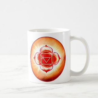 Spiritual Muladhara cup. Coffee Mug