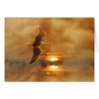 Spiritual Nautical Sympathy Card