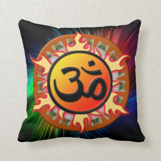 Spiritual Om Cushion