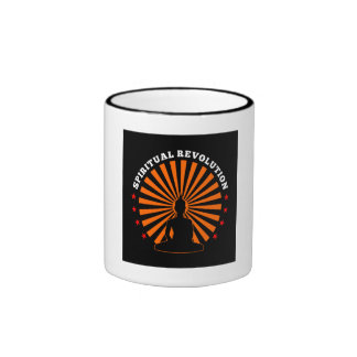Spiritual Revolution Buddha Mug