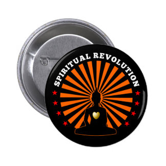 Spiritual revolution button
