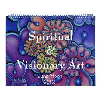 Spiritual & Visionary Art Calendars
