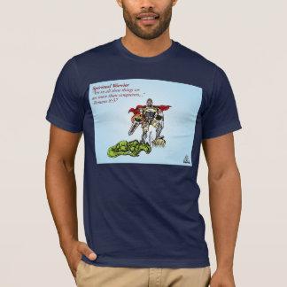 Spiritual Warrior Conqueror T-Shirt
