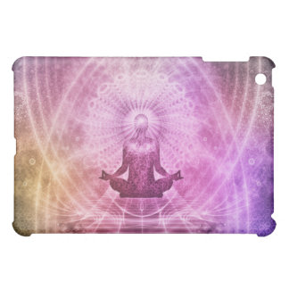 Spiritual Yoga Meditation Zen Colorful Cover For The iPad Mini