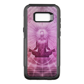 Spiritual Yoga Meditation Zen Colorful OtterBox Commuter Samsung Galaxy S8+ Case