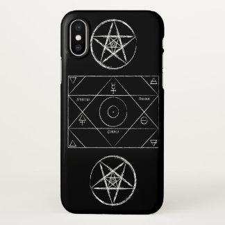 Spiritus Anima Corpus iPhone X Case