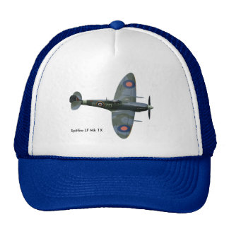 Spitfire Aircraft image for Trucker-Hat Cap