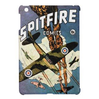Spitfire Fighter Aircraft - World War Two Case For The iPad Mini