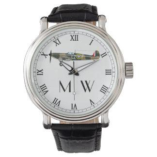 Spitfire | Monogrammed Watch
