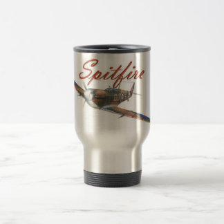 Spitfire Stainless Steel Travel Mug