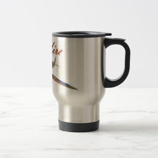 Spitfire Coffee Mugs