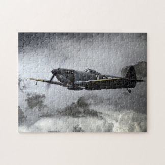 Spitfire TE311 Jigsaw Puzzle