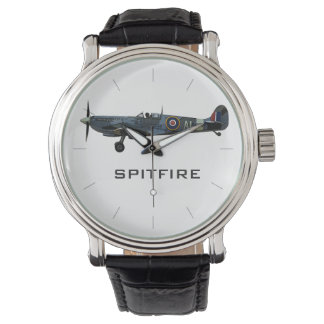 SPITFIRE | WWII aircraft vintage Watch