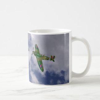 spitfires in Flight Coffee Mugs