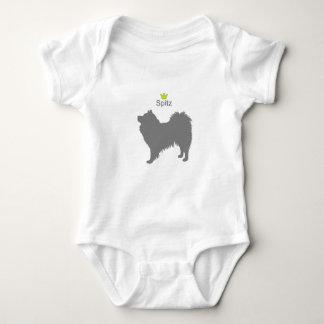 Spitz g5 baby bodysuit