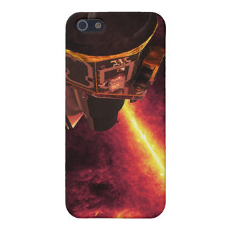 Spitzer seen against the infrared sky iPhone 5/5S case