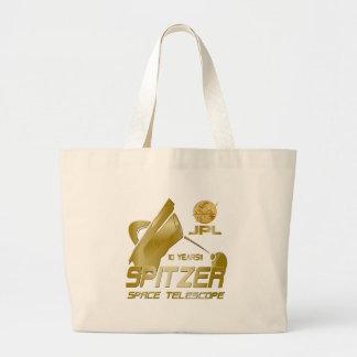 Spitzer Space Telescope: 10th Anniversary!! Bag