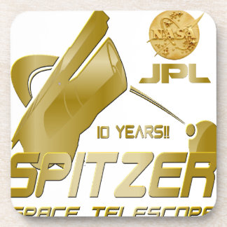 Spitzer Space Telescope: 10th Anniversary!! Drink Coasters