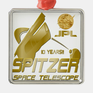 Spitzer Space Telescope: 10th Anniversary!! Christmas Ornaments