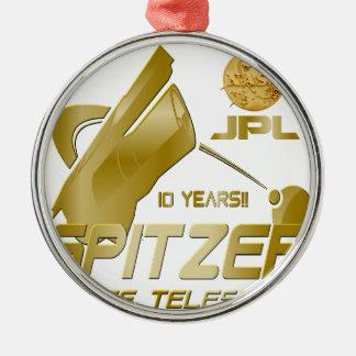 Spitzer Space Telescope: 10th Anniversary!! Ornament