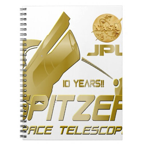 Spitzer Space Telescope: 10th Anniversary!! Note Books
