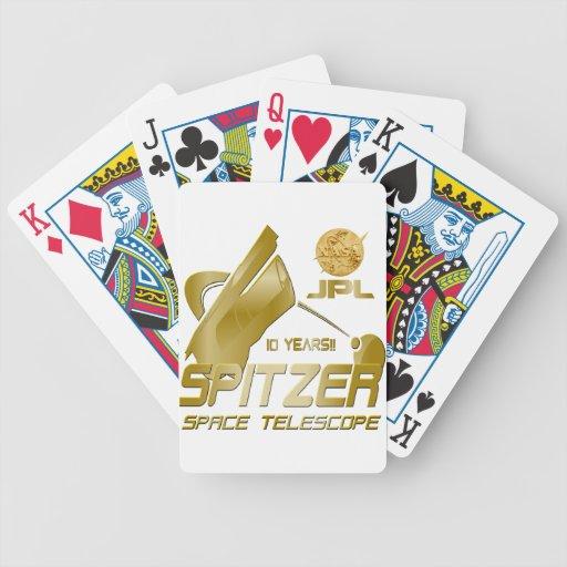 Spitzer Space Telescope: 10th Anniversary!! Card Decks