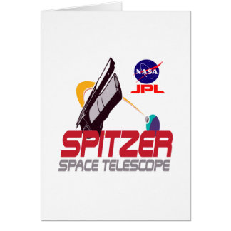 Spitzer Space Telescope Cards