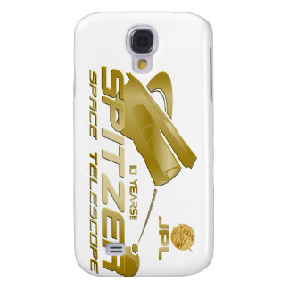 Spitzer Space Telescope Galaxy S4 Cases