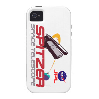 Spitzer Space Telescope iPhone 4 Cases