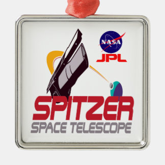 Spitzer Space Telescope Christmas Tree Ornament