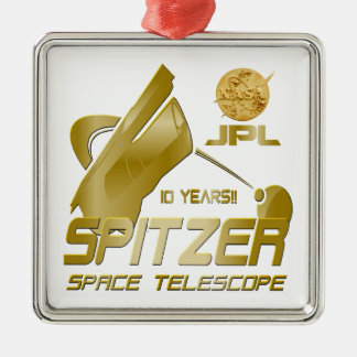 Spitzer Space Telescope Christmas Ornaments