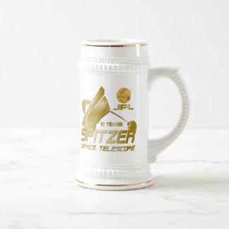 Spitzer Space Telescope Mug