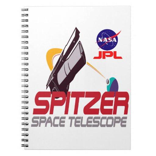 Spitzer Space Telescope Journals