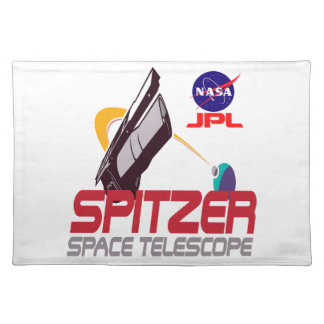 Spitzer Space Telescope Placemat