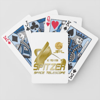 Spitzer Space Telescope Poker Cards