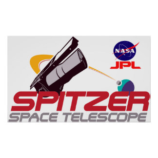 Spitzer Space Telescope Posters